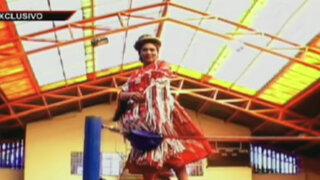 Las reinas de Cachascán: Las mujeres luchadoras de Bolivia