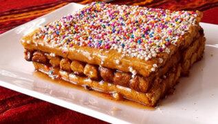 La ruta del turrón: conoce las nuevas presentaciones del tradicional dulce