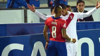 Carlos Zambrano y Arturo Vidal se volverán a ver las caras en el Nacional