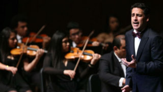 Juan Diego Flórez: así cerró con broche de oro cumbre del FMI - BM