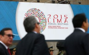 Cumbre del FMI-BM: economista Jorge González analiza lo que dejó reunión internacional