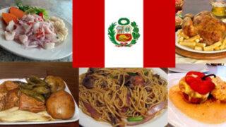 """Nuevamente Perú es reconocido como """"Mejor destino culinario del mundo"""""""