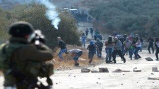 Israel: ola de violencia deja al menos 26 muertos en Jerusalén