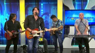 Banda de Pedro Suárez Vértiz anuncia presentaciones