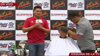 Barberos urbanos comentan el look de nuestros seleccionados