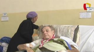 'Pecoso' Ramírez permanece internado en hospital Dos de Mayo