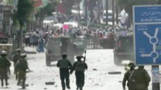 Israel: tres muertos y más de 20 heridos deja ola de ataques