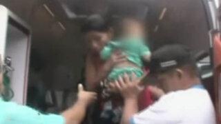 Pared de centro de salud se desploma y mata a niño