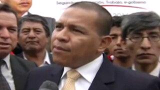 Shipibo-conibo lanza su candidatura a la presidencia de la República