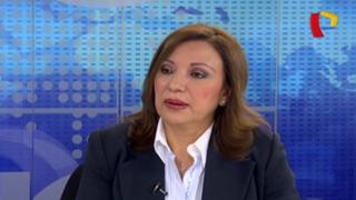 """Julia Príncipe: """"Soy una persona incómoda para el Gobierno, esto es una persecución"""""""