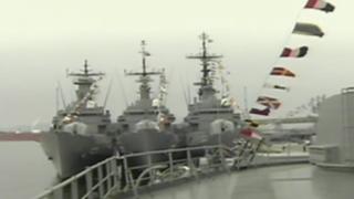 Marina de Guerra abre sus puertas por mes de Miguel Grau