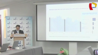 INEI: economía peruana creció en agosto menos de lo previsto por analistas