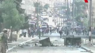 """Palestinos llaman a """"Viernes de ira"""" contra Israel"""