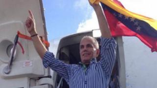 Venezuela: arrestan al opositor Manuel Rosales tras exilio