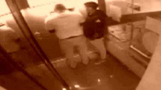 Buscan a delincuentes que roban dinero de cajeros con nueva modalidad