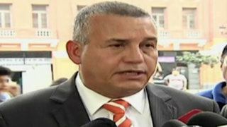 Rechazan pedido de prisión preventiva contra Daniel Urresti por caso Bustíos