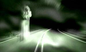 Espeluznantes casos de fantasmas que fueron captados en plena carretera