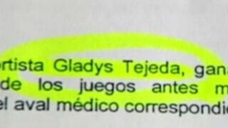 Respuestas sobre el caso Gladys Tejeda: Contraloría le cae al IPD