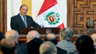Embajador Claudio de la Puente responde a Panorama