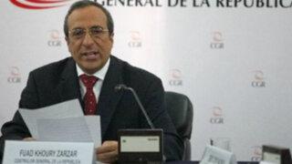 Contraloría denuncia irregularidades en IPD
