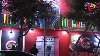 Miraflores: asaltan casino por segunda vez y golpean a trabajadores