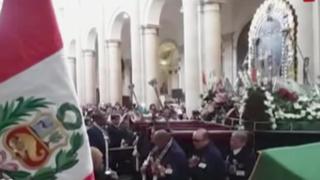 Italia: fervorosas procesiones del Señor de los Milagros
