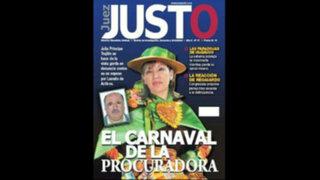 Adrianzén usó revista 'Juez Justo' de Orellana para justificar salida de Príncipe