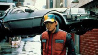 Volver al Futuro II: Hoy llega Marty McFly desde 1985