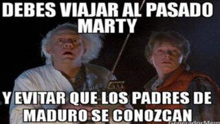 Volver al Futuro: Marty McFly llegó al 2015 y estos son los mejores memes