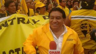 """José Luna: Pleno suspende por 30 días a parlamentario por """"empleados fantasmas"""""""