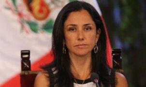 Defensa de Nadine Heredia no descarta llevar caso a Comisión IDH