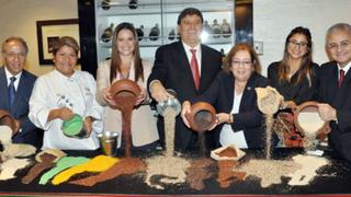La ensalada de quinua más grande del mundo busca batir el Récords Guinness en Florida