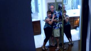Realizan cámara oculta para promocionar la película Actividad Paranormal