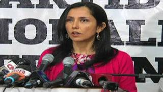 Caso Nadine Heredia: declaran inadmisible recusación contra juez