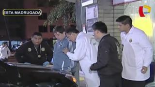 Miraflores: administrador atropelló a delincuente que asaltó casino