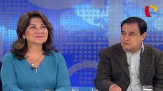 """Martha Chávez: """"Nadine se encargó de que se conozca que tiene el poder"""""""