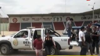 Policía captura a delincuentes que asaltaron ferretería en Sullana