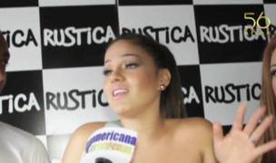 Katty García arremete contra 'Churrito' Hinostroza
