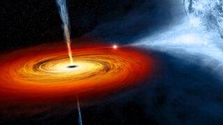YouTube: ¿Qué pasa con una estrella que está muy cerca a un agujero negro?