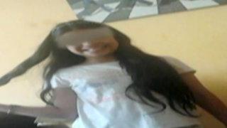Callao: niña impactada por bala perdida necesita ayuda para rehabilitación