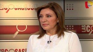 Julia Príncipe considera que la Procuraduría está en riesgo tras su cese en el cargo