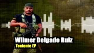 Teniente EP cobraba cupos a narcos, audios lo delatan