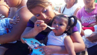 'Unidos contra la anemia': campaña por la salud de los peruanos