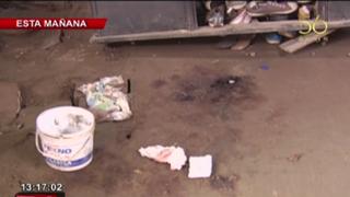 Madre de familia es asesinada de 153 puñaladas en Punta Negra