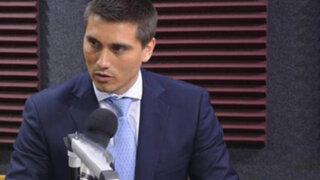 Manuel del Castillo: Presentaremos acciones legales contra Diario Uno
