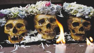 FOTOS: 5 celebraciones dedicadas a los muertos que sí te horrorizarán