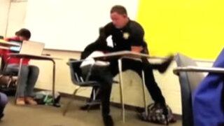 Abuso policial contra niña afroamericana causa indignación en EEUU