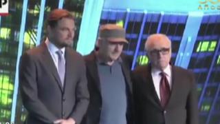 DiCaprio y De Niro inauguran casino Studio City