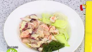 Angélica Sasaki revela sus secretos culinarios de la preparación del cebiche