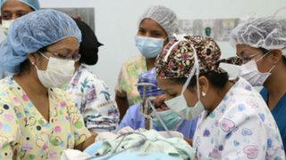 Operación Sonrisa beneficiará a decenas de niños con labio leporino